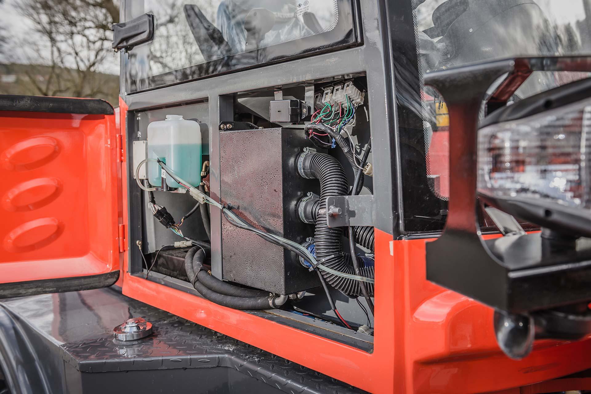 Everun ER 16 4WD Hoflader