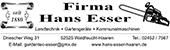 Logo Hans Esser