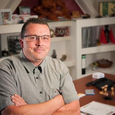 Gerd Heinze - Geschäftsführer