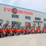 Neues Werk der Qingdao Everun Machinery Co., Ltd.